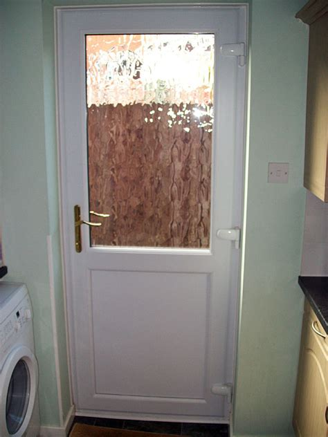 The Back Door by Upvc Back Doors Replacement Back Doors From Altus Windows In Hinckley Leicestershire