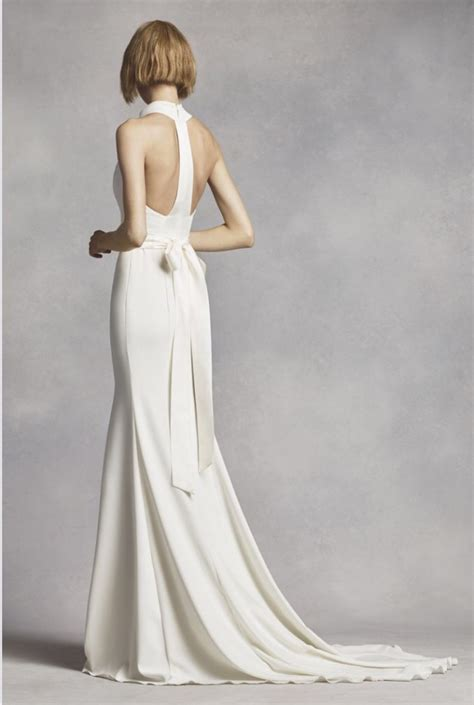 Dress Clara Limited vera wang limited edition high neck halter wedding dress