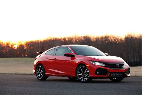 Honda Civic Si 2017 Price by Turbocharged 2017 Honda Civic Si Pricing Announced