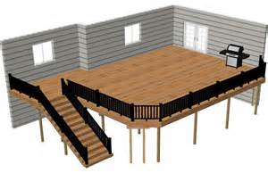 second story deck plans pictures raymer son exteriors 2nd story deck plans