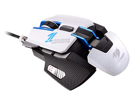 700m Esports Edition White Laser Gaming Mouse 1 announces the arrival of 700m esports gaming mouse
