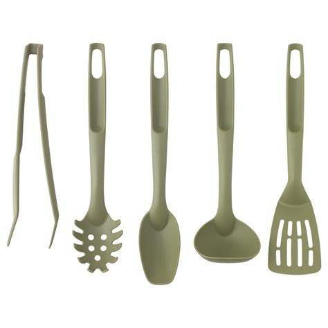 High Quality Polyamide Plastic Homeware Kitchenware Quality Kitchen Utensils