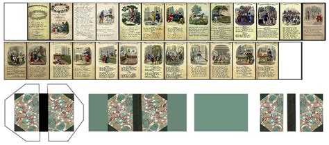 a doll s house printable version 1000 images about miniature books on pinterest