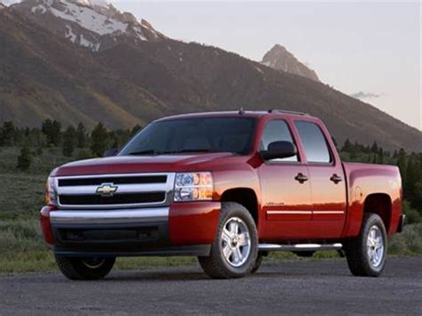 2007 chevrolet silverado 1500 crew cab | pricing, ratings