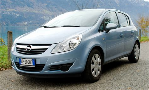 Opel Corsa by Opel Corsa 2010 Interior Www Pixshark Images