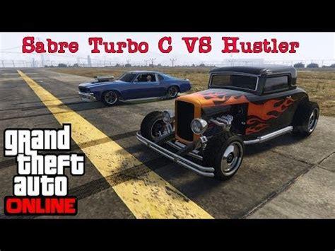 vapid hustler vs sabre turbo custom | gta 5 online youtube