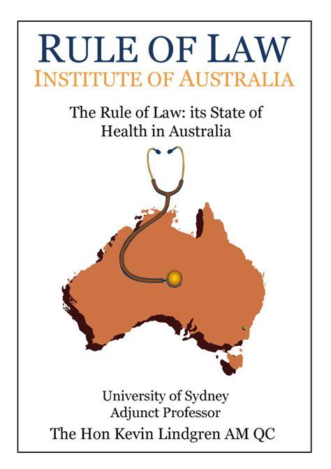 Principles   Rule of Law Institute of Australia