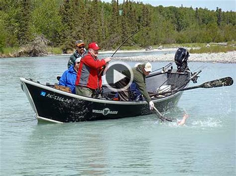 drift boat kenai river drift away fishing alaska drift boat float fishing