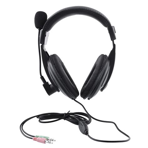 Philips Headphone For Laptoppc With Microphone skype gaming stereo headphones headset earphone mic pc computer laptop kangling 750 gaming