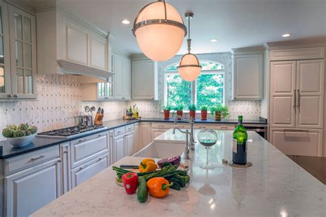 trendy kitchens kitchen trends for 2017 haskell s blog