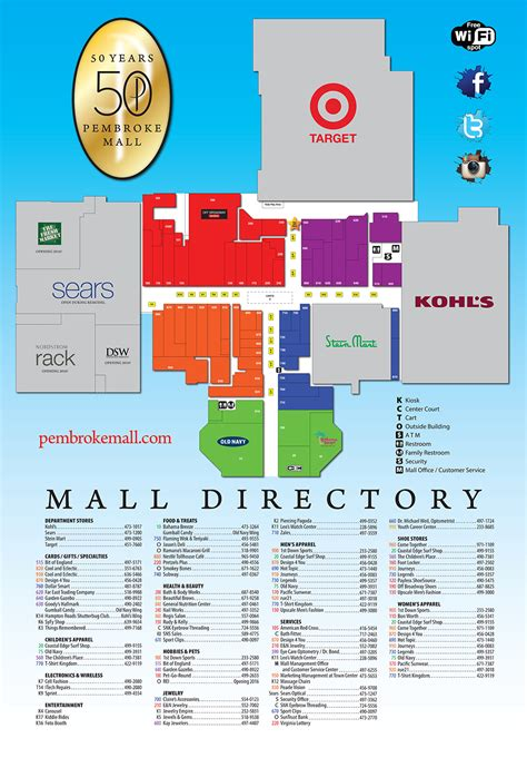 layout of eastview mall mall directory pictures to pin on pinterest pinsdaddy