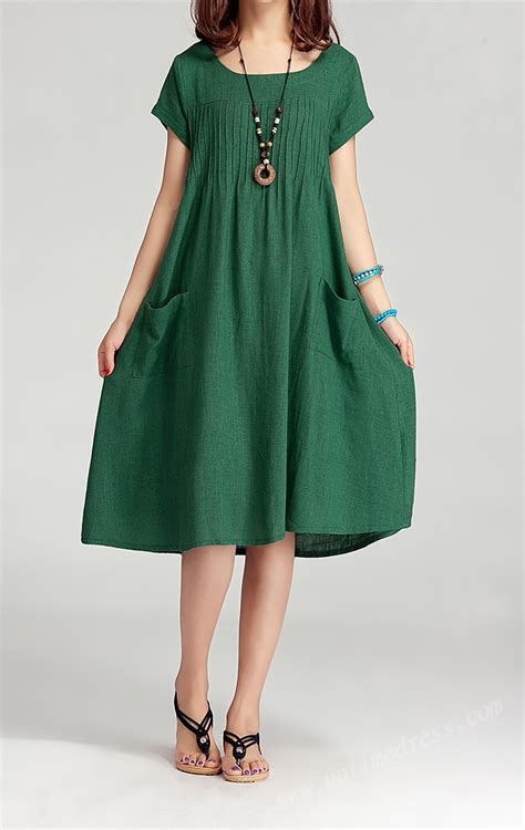 summer green dress 2017 2018 fashion trend different