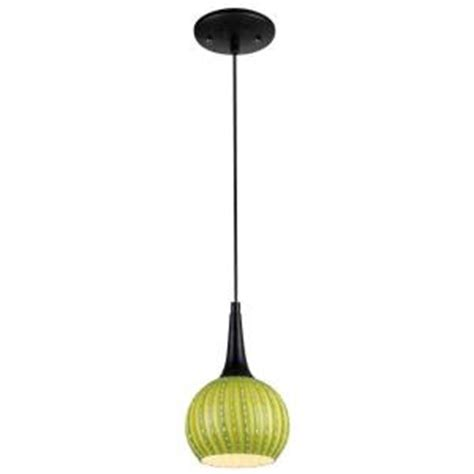 Westinghouse 1 Light Black Adjustable Mini Pendant With Blown Glass Pendant Light Shades