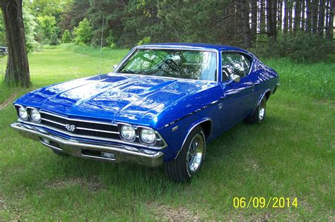 Chevelle Car by 1969 Chevrolet Chevelle Ss Car