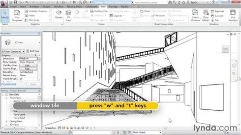 revit handrail tutorial editing railings