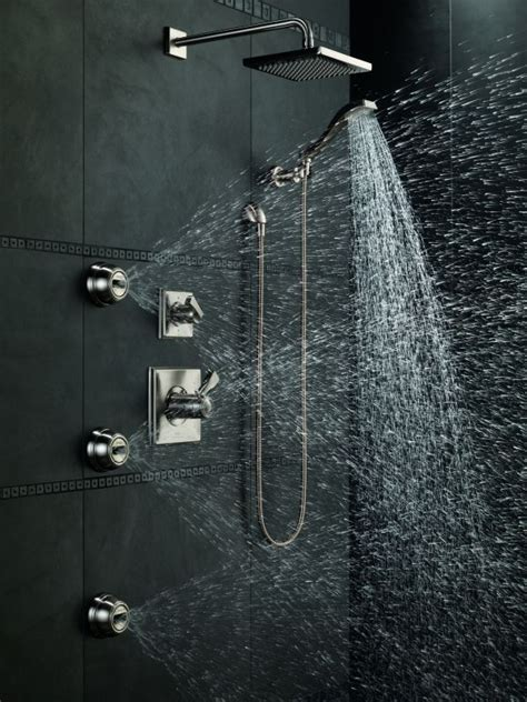 Delta Shower by Faucet Dryden Tempassure Shower Package Ch In Chrome