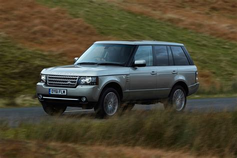 land rover range rover reviews land rover range rover estate review 2002 2012 parkers