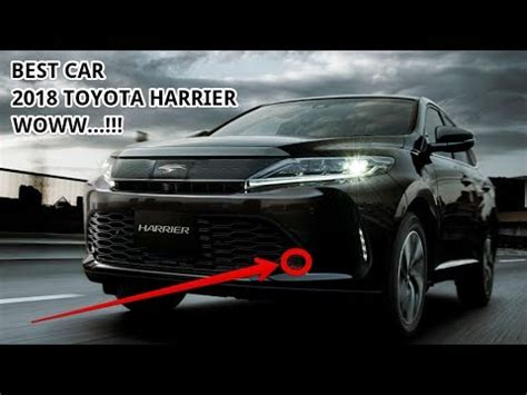 toyota harrier advance premium 2015   doovi