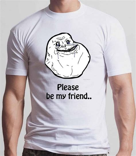 Forever Alone Raglan 11 best meme tshirts images on