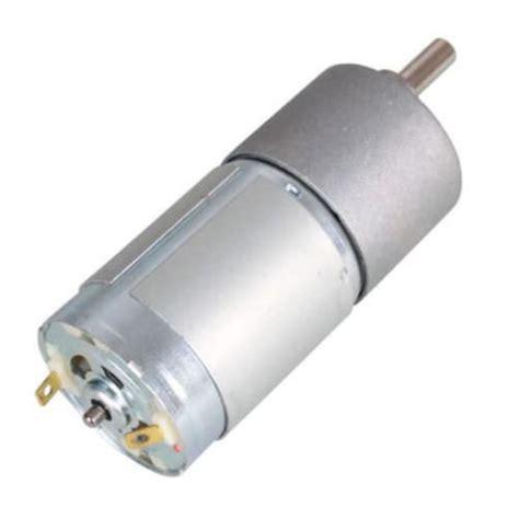 Jual Motor Dc 12 Volt Surabaya 150 rpm high torque 12 volt dc gear motor arduino price robomart