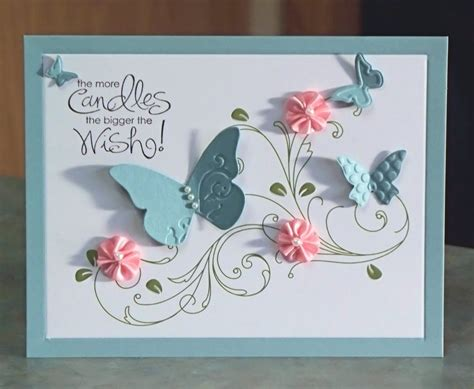 Beautiful Handmade - beautiful handmade greeting cards for birthday ideas