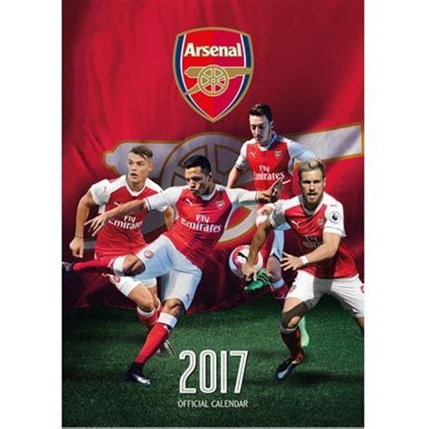 Arsenal Calendario Calend 225 2018 Arsenal Em Europosters Pt