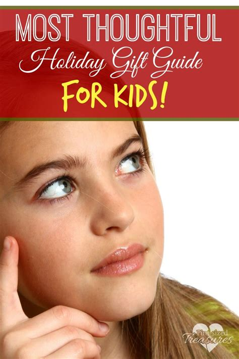 most thoughtful holiday gift guide for kids gift guide