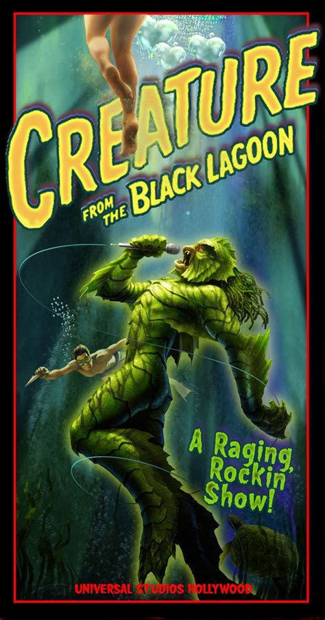 the creature chronicles exploring the black lagoon trilogy books yes creature from the black lagoon musical was real