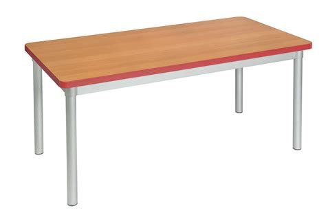rectangle table enviro early years rectangle table classroom furniture