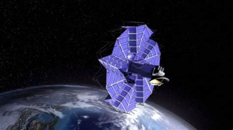 space origami engineers get inspired by origamis for solar array deployment