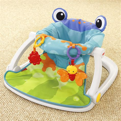 Sit Me Up Chair by Sit Me Up Floor Seat Frog