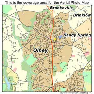 olney map aerial photography map of olney md maryland