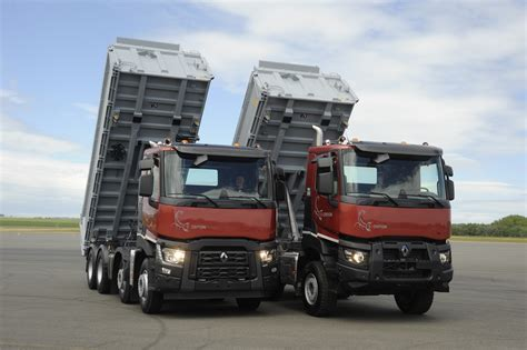 renault trucks skorpione auf den renault trucks baustellentagen renault