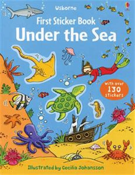 under water activity book underwater learning activities with finding nemo and usborne books