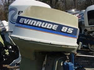 1975 evinrude 85593e for sale in