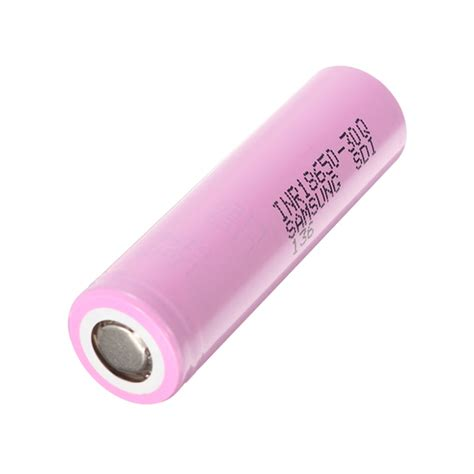 Samsung Inr 18650 30q Li Ion Battery 3000mah 37v With Flat Top 2yz5 4pcs inr18650 30q 3000mah 20a power 18650 li ion battery