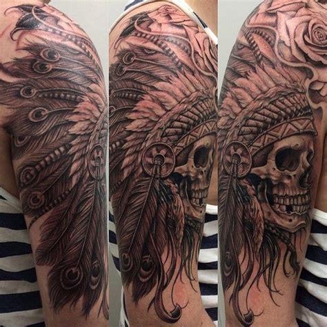 lowrider tattoos lowridertattoolondon s photo quot big skull headdress by