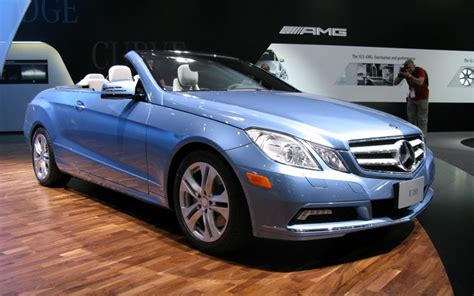 mercedes recalls recalls for 2010 mercedes e class