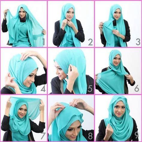 tutorial hijab wanita berkacamata tips dan trik tutorial hijab pashmina untuk bekerja