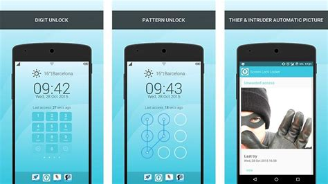 best android lock screen app 15 best android lock screen apps and lock screen