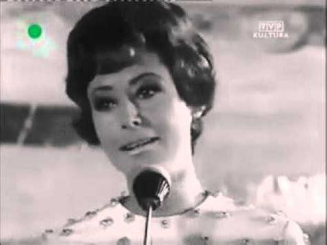 caterina valente filme youtube caterina valente till sopot 1967 youtube