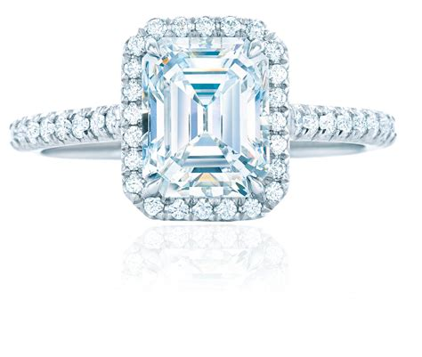 soleste emerald cut engagement ring tiffany co the