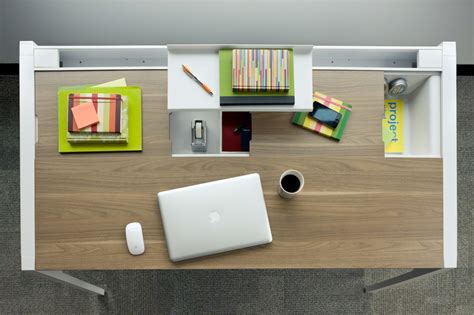 organizing an office desk how to avoid workspace chaos to increase your productivity