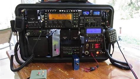 Diy Station by Go Box Emergency Communication Qrz Now Amateur Radio News