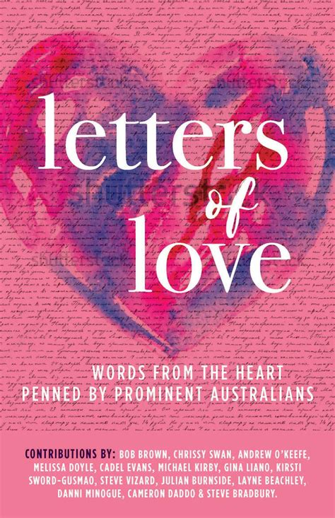 Alannah Madeline Foundation Gift Card - letters of love by alannah madeline foundation 183 readings com au