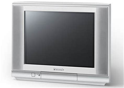 Tv Crt Panasonic 21 Inch panasonic 21 quot true flat crt color tv with free stand fan cebu appliance center