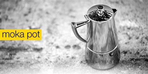 Coffee Pot Teko Kopi Espresso Pot Moka Pot Alumunium 1 Cup Ekonomis moka pot cikopi