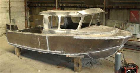 steel fishing boat kits 12 meter steel kits power boats boat building