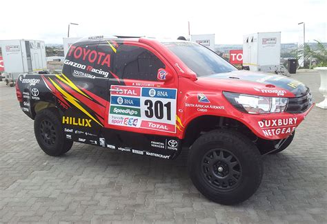 Toyota From What Country Toyota Gazoo Racing Sa Excited About 2016 Donaldson Cross