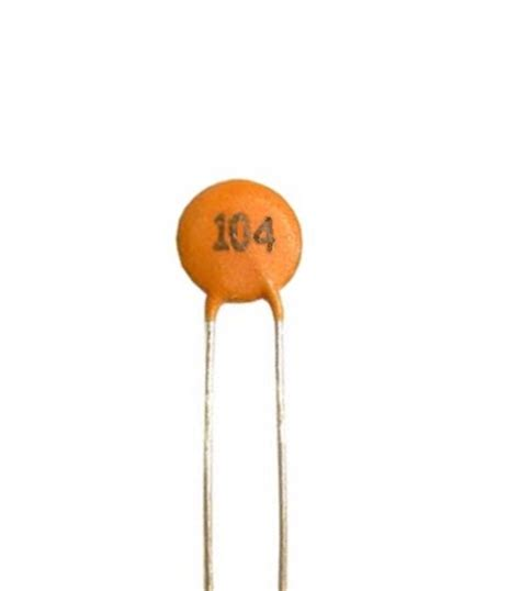 1 Uf Stable Ceramic Capacitor by Electrical Capacitors